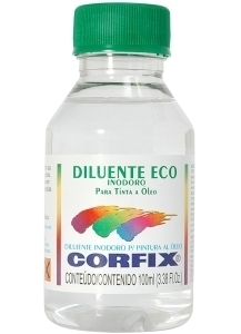 Diluente Eco 100ml Corfix