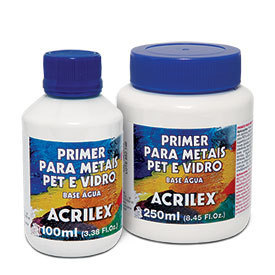 Primer para metais, PET e vidros 250ml